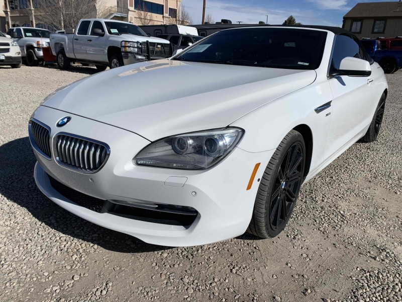 BMW 6 Series 2012 price $25,499