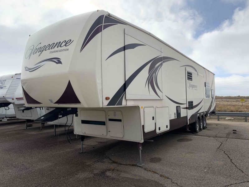 FRRV Vengeance 2014 price $39,000