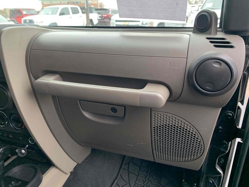 Jeep Wrangler Unlimited 2009 price $16,900
