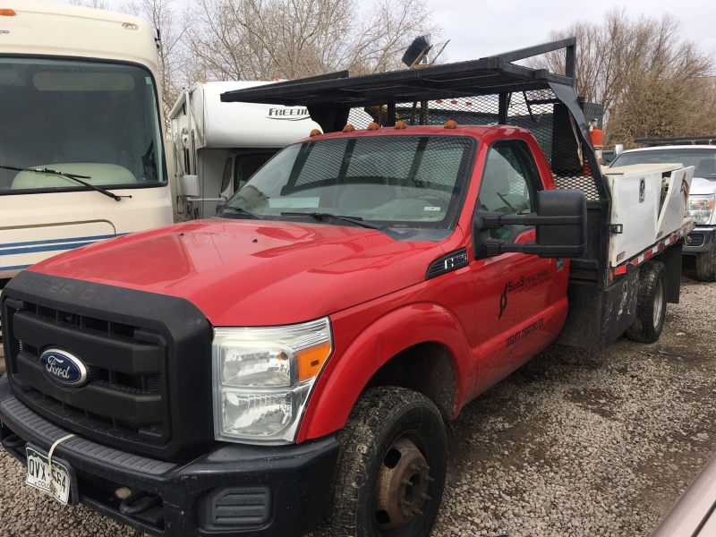 Ford F-350 Super Duty 2011 price $10,900