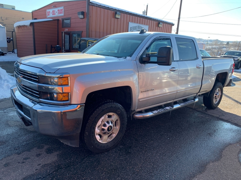 Chevrolet Silverado 2500HD 2015 price $22,995