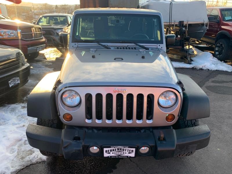 Jeep Wrangler 2013 price $21,995