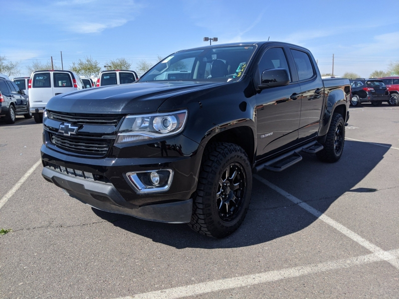 Chevrolet Colorado 2016 price $26,400