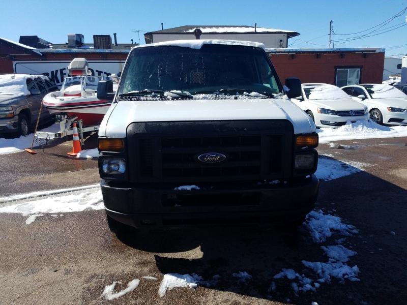 Ford E-Series Cargo 2008 price $6,900
