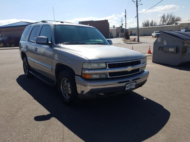 Chevrolet Tahoe 2004 price $2,995