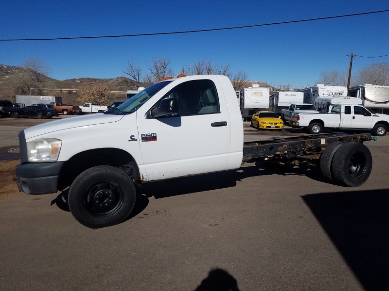 Dodge Ram Chassis 3500 2007 price $12,995