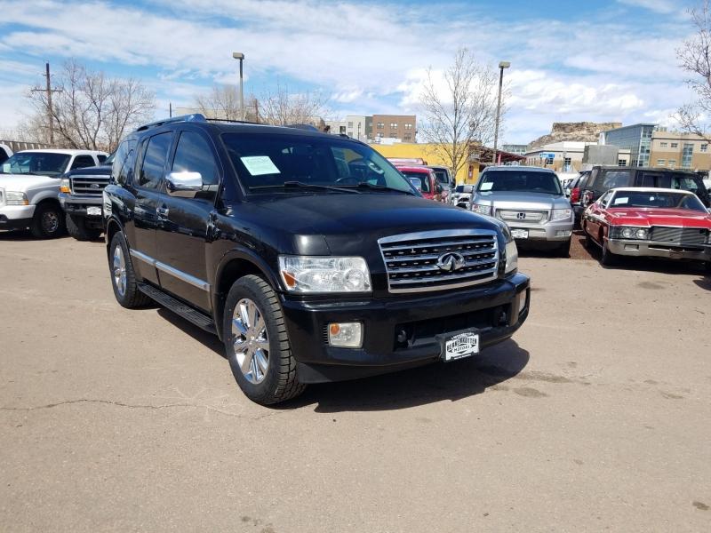 INFINITI QX56 2008 price $8,995