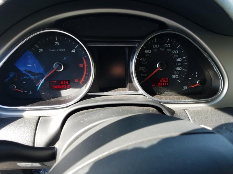 Audi Q7 2011 price $24,995