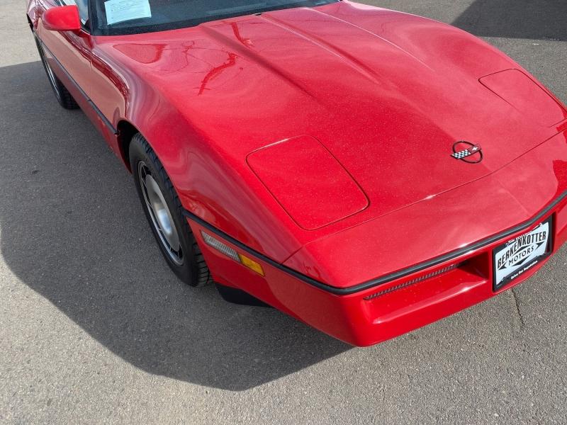 Chevrolet Corvette 1985 price $9,995