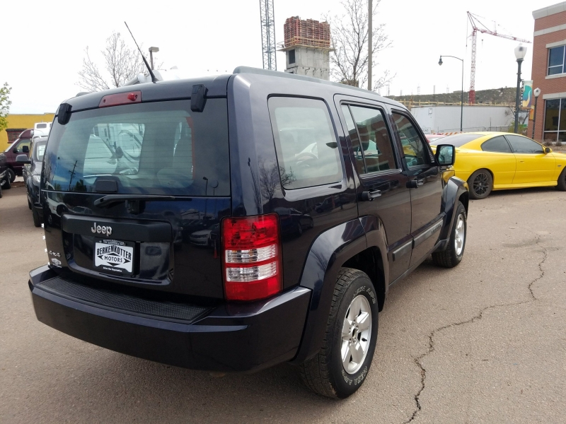 Jeep Liberty 2011 price $7,900