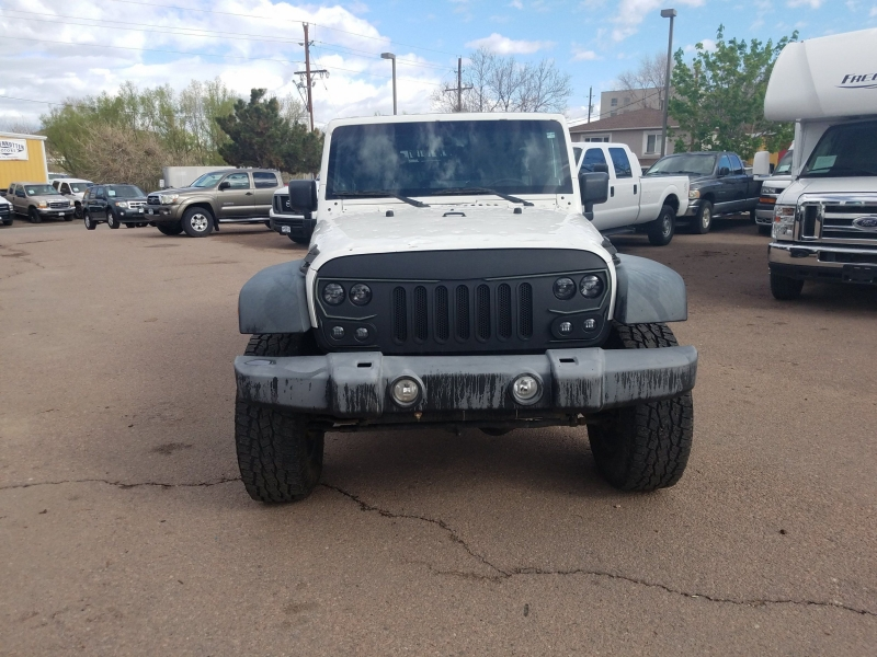 Jeep Wrangler Unlimited 2010 price $13,900