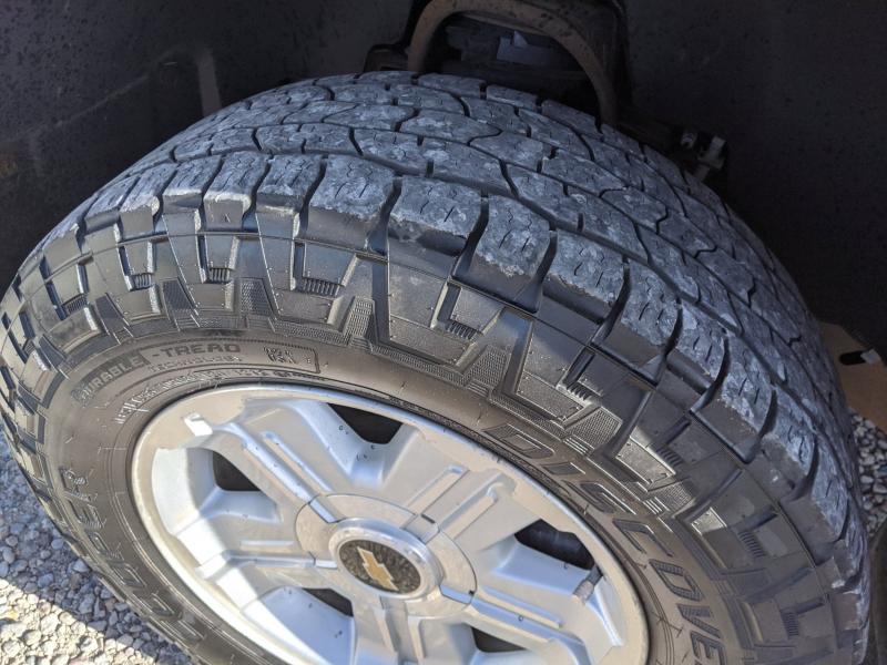 Chevrolet Silverado 1500 2013 price $14,900