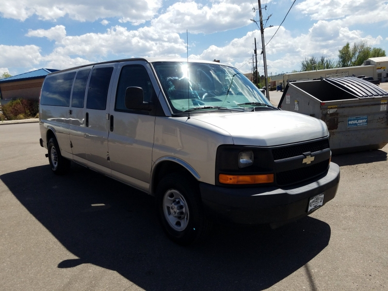 Chevrolet Express Passenger 2009 price $7,900