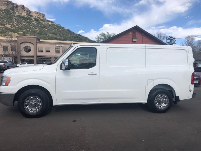 Nissan NV Cargo 2016 price $14,900