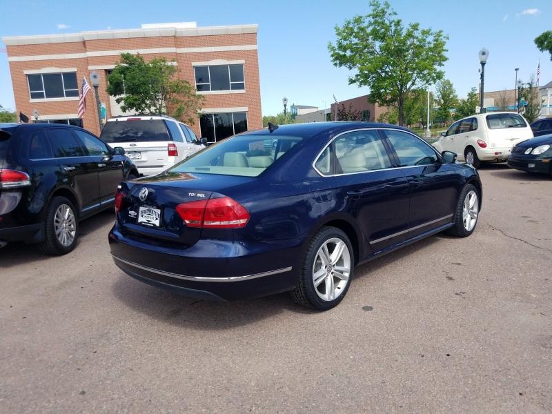 Volkswagen Passat 2013 price $10,900