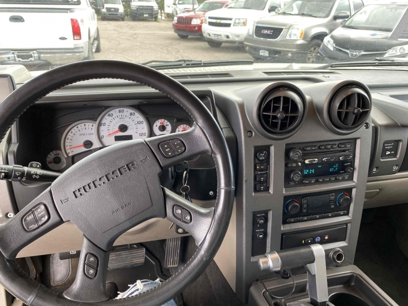 HUMMER H2 2003 price $14,900