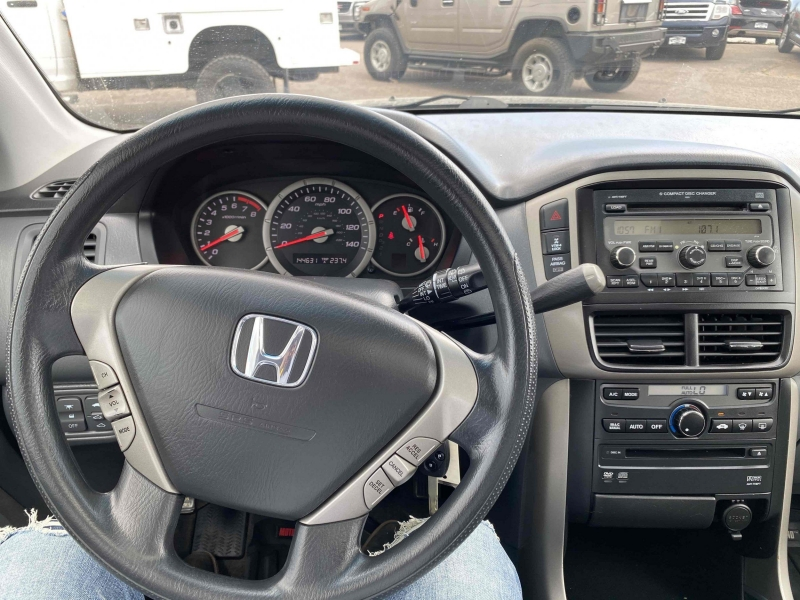Honda Pilot 2008 price $9,700
