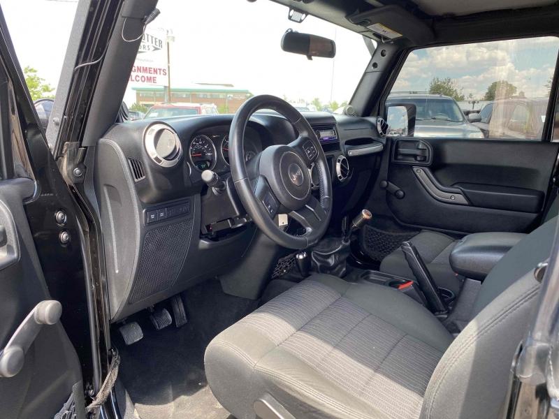 Jeep Wrangler 2011 price $18,400