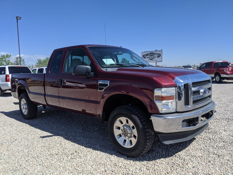 Ford F-250 Super Duty 2008 price $11,400