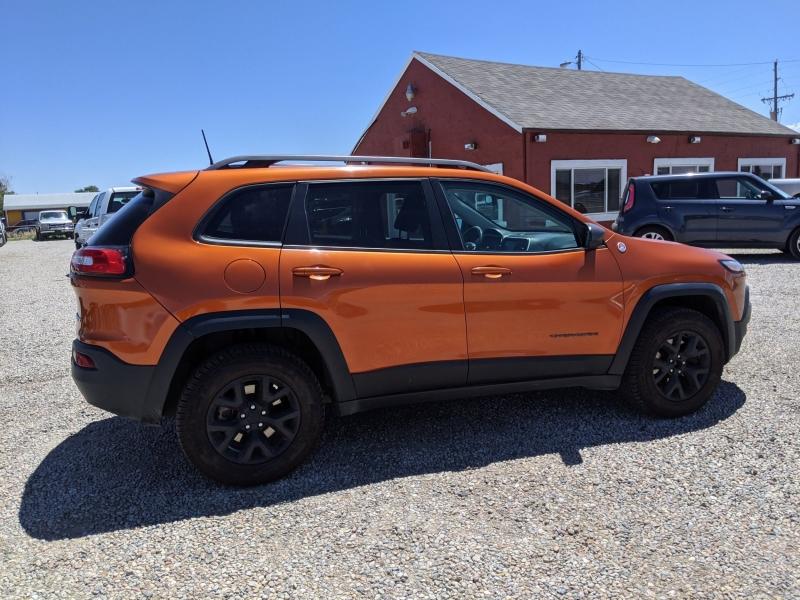 Jeep Cherokee 2016 price $17,900