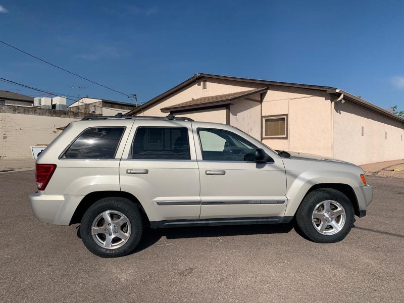 Jeep Grand Cherokee 2006 price $8,900