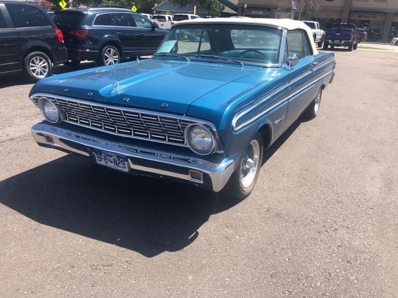 Ford Falcon 1964 price $21,995