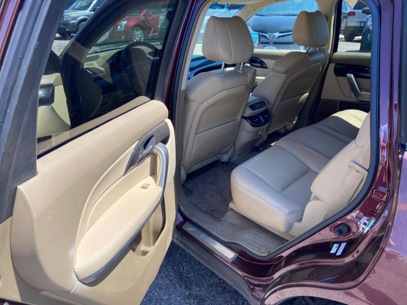 Acura MDX 2008 price $11,900