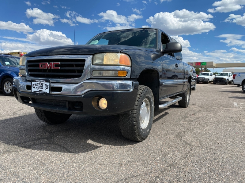 GMC Sierra 1500 2003 price $6,800