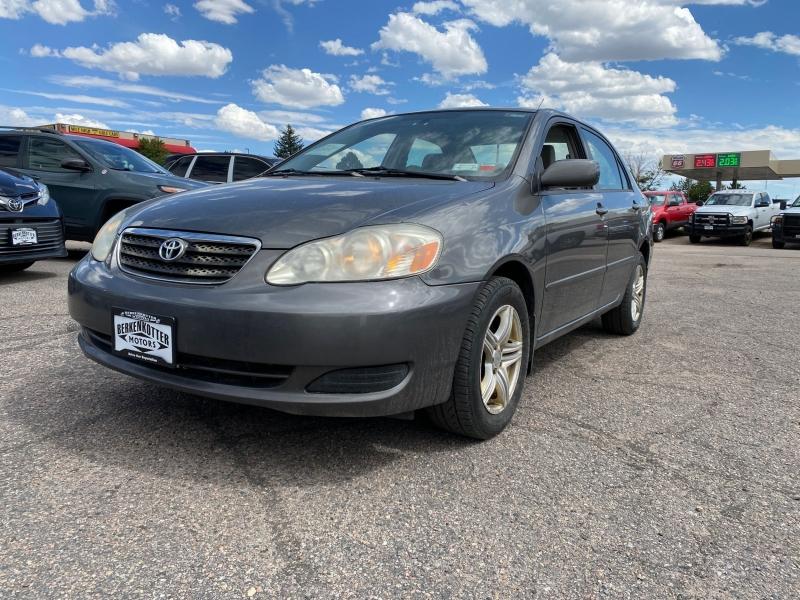 Toyota Corolla 2007 price $6,900
