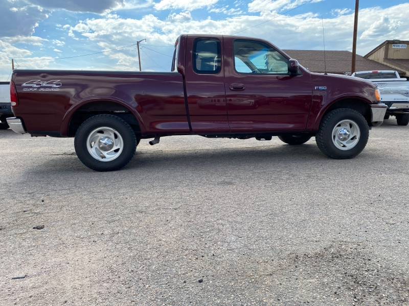 Ford F-150 1997 price $6,900