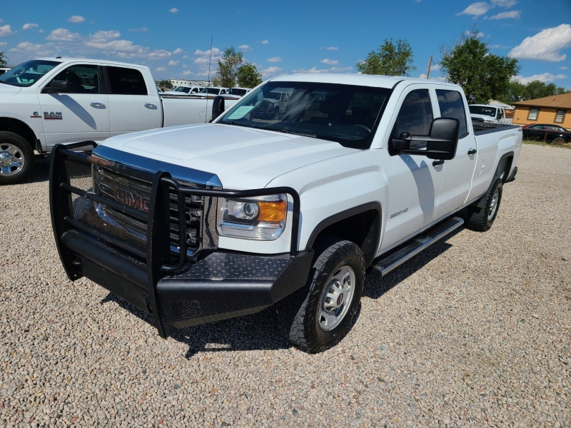 GMC Sierra 2500HD 2015 price $16,995
