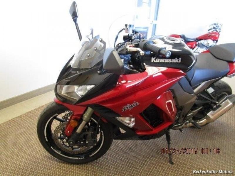2011 Kawasaki Ninja 1000cc Inventory Berkenkotter