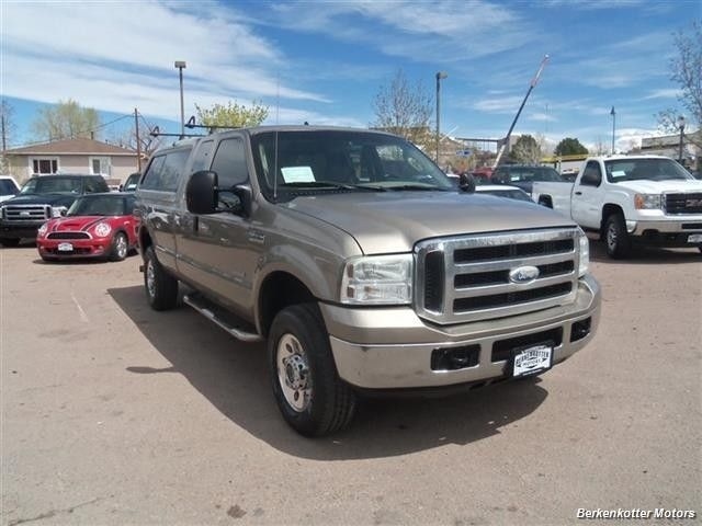2005 Ford F-250