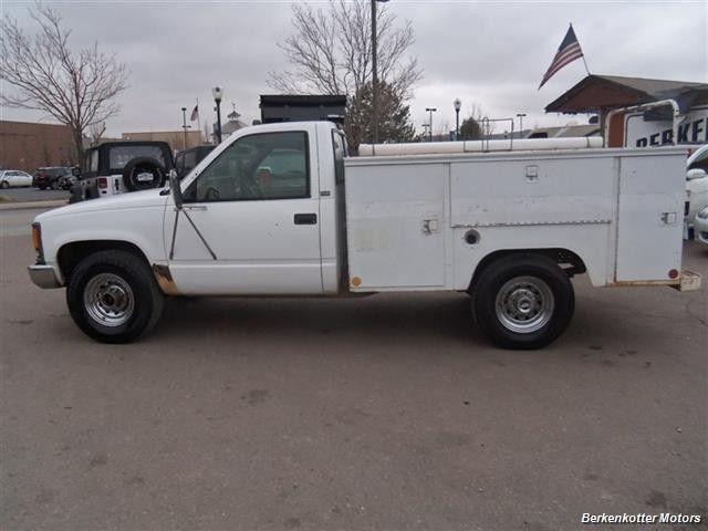 Chevrolet C/K 3500 Series 1994 price $2,495