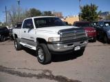 Dodge Ram Pickup 2500 2001