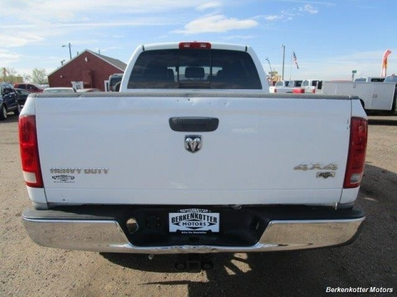 2006 Dodge Ram 3500 Laramie Mega 4x4 Inventory