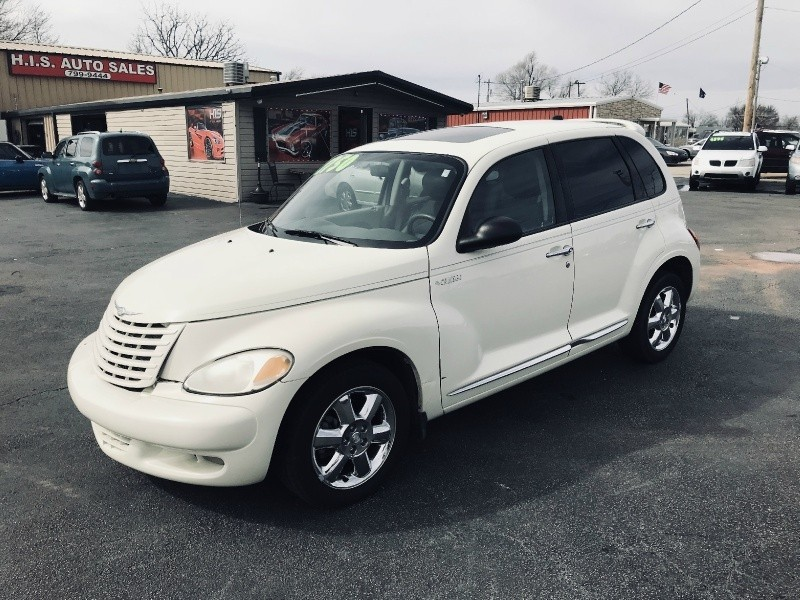 2005 chrysler pt cruiser 4dr wgn limited inventory. Black Bedroom Furniture Sets. Home Design Ideas