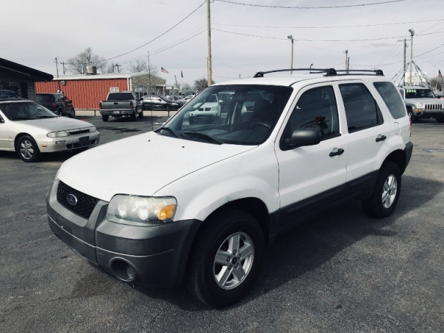 2007 Ford Escape 2WD 4dr I4 Auto XLS - Inventory | | Auto dealership ...