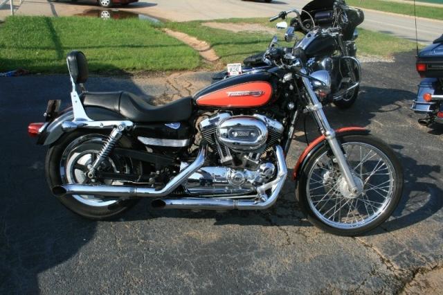 2008 Harley-Davidson 1200