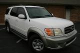 Toyota Sequoia 2002