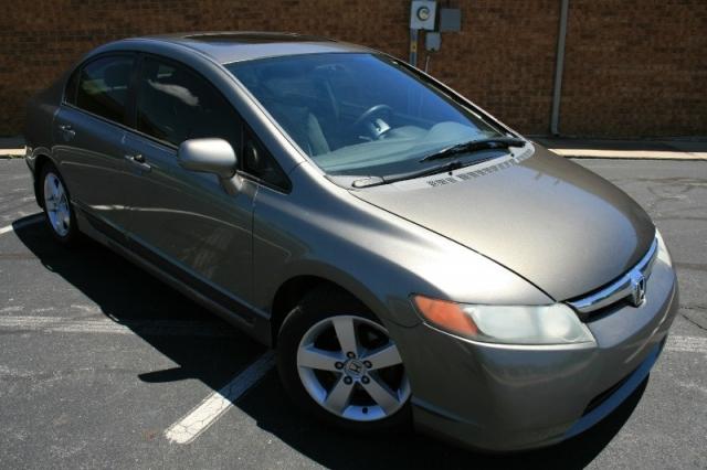 2007 Honda Civic Sdn