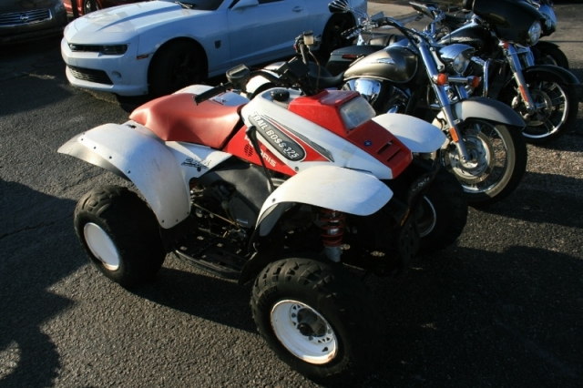 2001 Polaris TRAIL BOSS