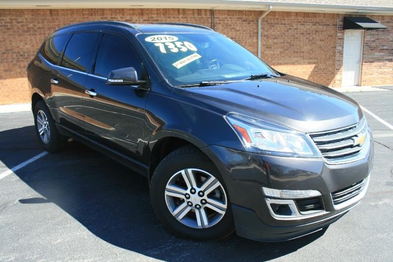 Chevrolet Traverse 2015 price $6,950 Cash