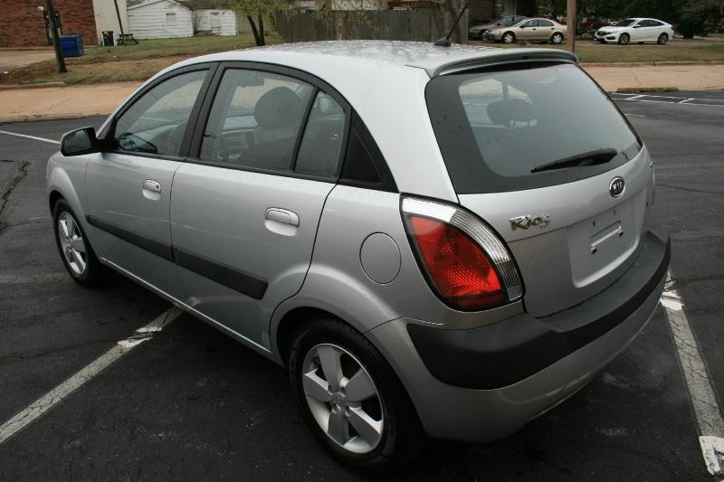 Kia Rio 2008 price $3,850 Cash