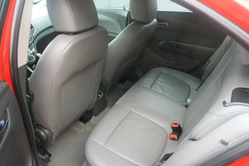 Chevrolet Sonic 2012 price $4,750 Cash