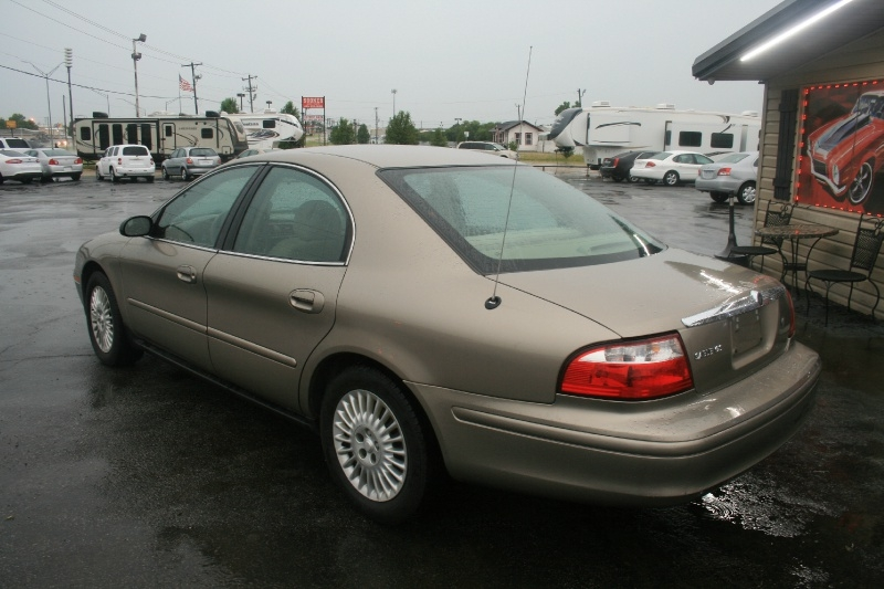 Mercury Sable 2004 price $3,450 Cash