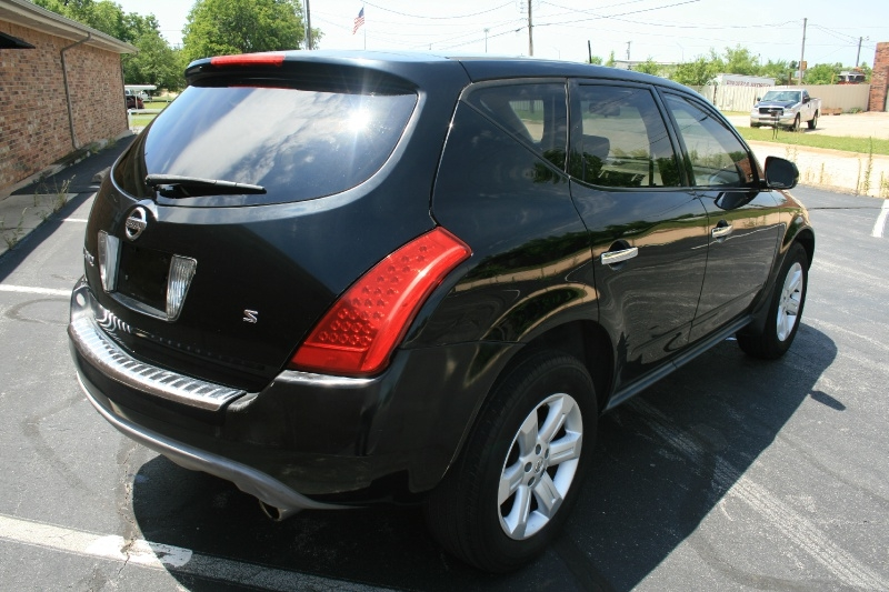 Nissan Murano 2007 price $3,995 Cash