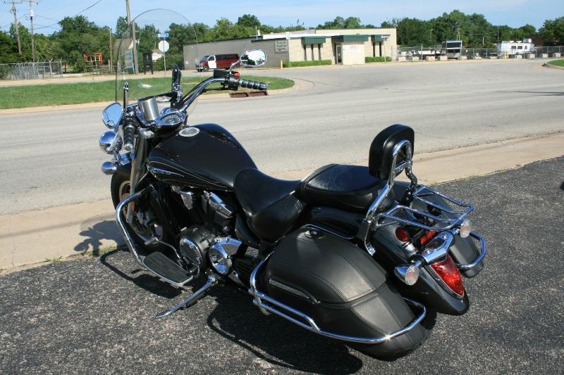 Yamaha XVS 1300 CT 2012 price $4,450 Cash