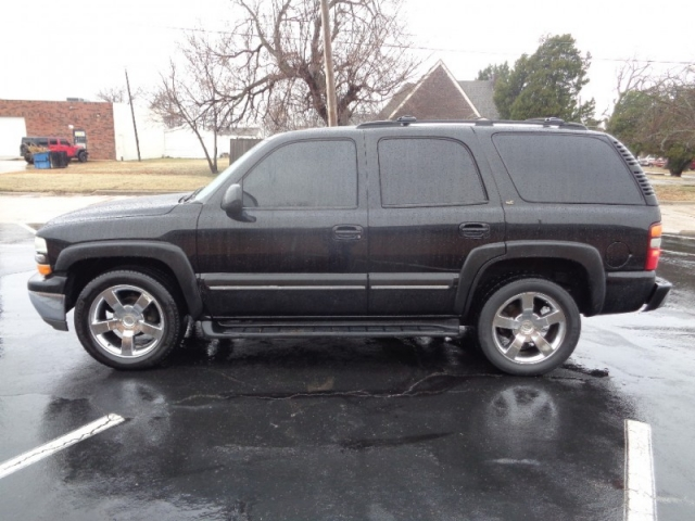 2002 Chevrolet Tahoe 4x4 Lt Loaded