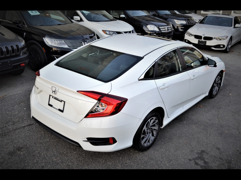 Honda Civic Sedan 2016 price $16,990
